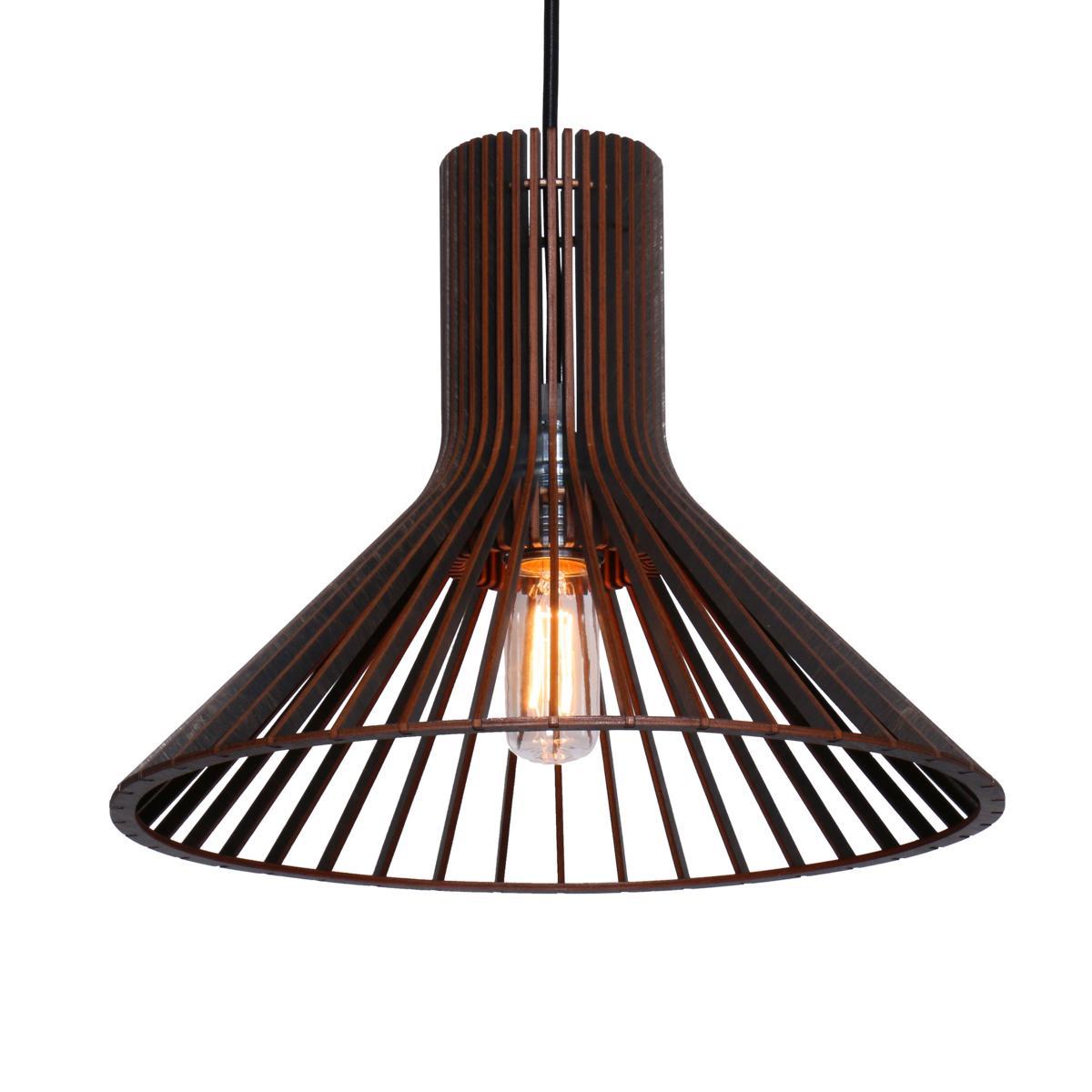 lampe aus holz tolva. Black Bedroom Furniture Sets. Home Design Ideas