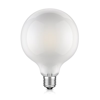 E27 LED Lampe Filament - GLOBE MATT