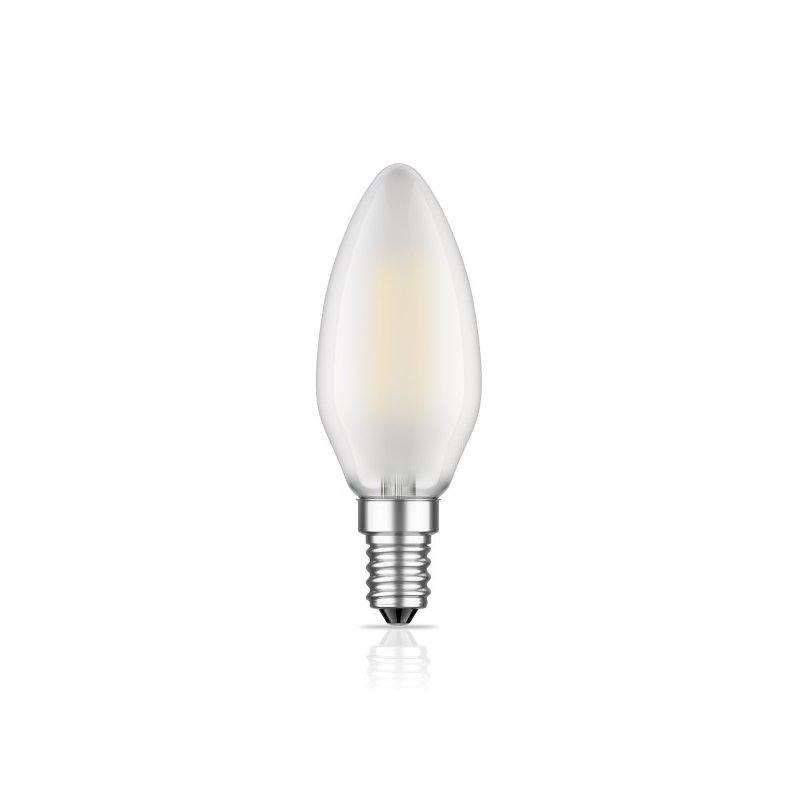 E14 LED Lampe Filament - MATT, 4,90 €